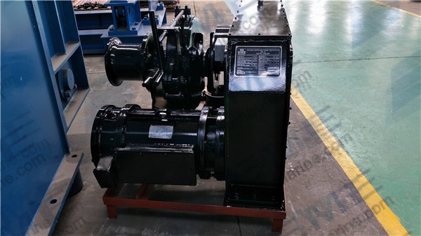 A shipment of electric windlass and capstan have been delivered to Russia.