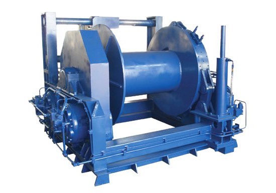 Applications of Hydraulic Tugger Winch