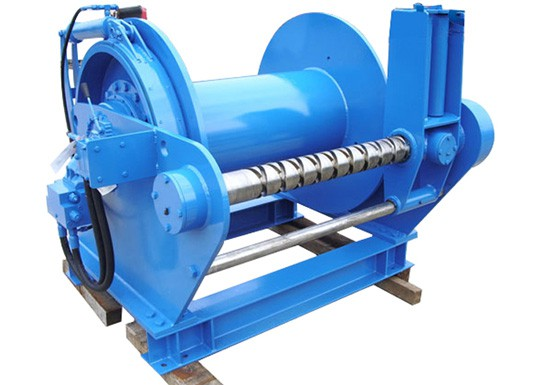 what is Heavy Duty Hydraulic Winch?