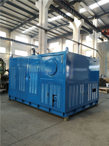 Diesel engine hydraulic power unit