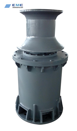 5T electric vertical capstan