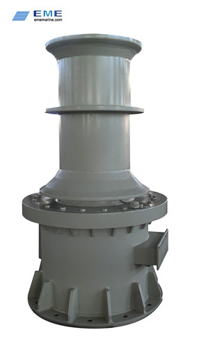 10T electric vertical capstan