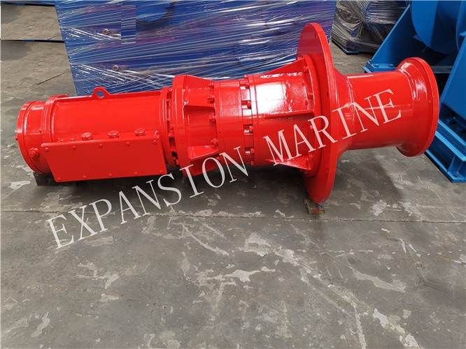 5T electric capstan
