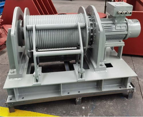 50kN Electric Explosion Proof Winch